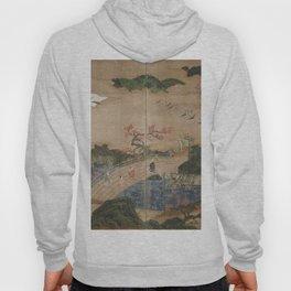 Kano Hideyori - Maple Viewers (1500s) Hoody