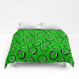 Headphones-Green Comforters