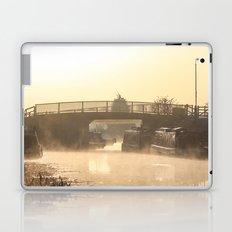 Stillness of Morning Laptop & iPad Skin