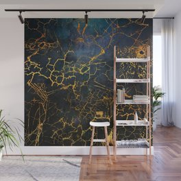 KINTSUGI  ::  Embrace Damage Wall Mural