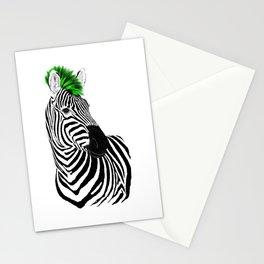 Zeb Punk Stationery Cards