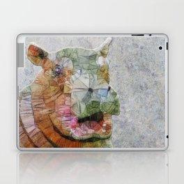 abstract hippo Laptop & iPad Skin