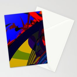 Transcendental Abundance Stationery Cards