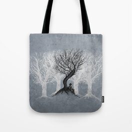 Beneath the Branches Tote Bag