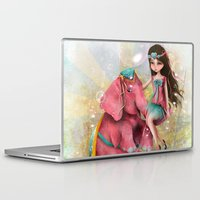 chelsea Laptop & iPad Skins featuring Chelsea by solocosmo