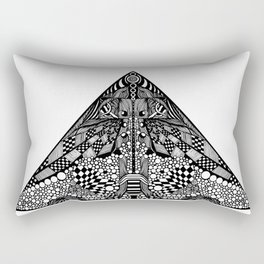 [pyramid 22] Rectangular Pillow