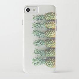 It's All About the Pineapple iPhone Case