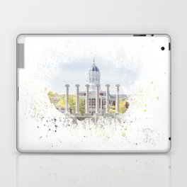 Mizzou Columns Splash Laptop & iPad Skin