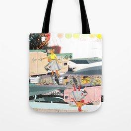 counter culture Tote Bag