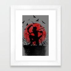 assassin 2 Framed Art Print