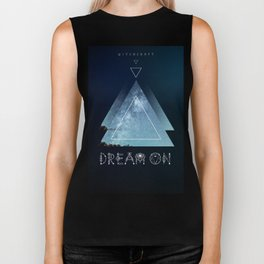 Witchcraft Sacred Dreams Biker Tank