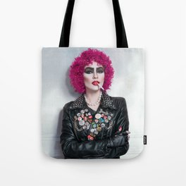 "Dr. Frank-N-Furter - ""A Scientist"" Tote Bag"