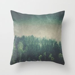 Dark Square Vol. 2 Throw Pillow