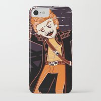 star lord iPhone & iPod Cases featuring Star Lord, man! by LitYousei