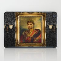 patrick iPad Cases featuring Patrick Swayze - replaceface by replaceface