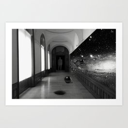 Creation Art Print