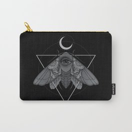 Occult Moth Carry-All Pouch