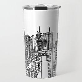 New York View 2 Travel Mug