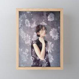 Absence Framed Mini Art Print
