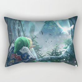 Majora's Mask Rectangular Pillow