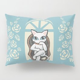 Rattan chair Pillow Sham