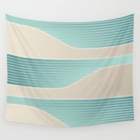 sand Wall Tapestries featuring Sand by ktparkinson
