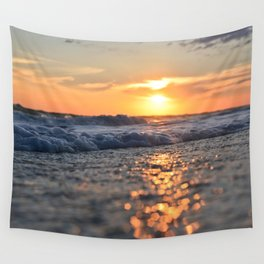 Come Crashing In Wall Tapestry
