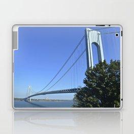 Verrazano Bridge Laptop & iPad Skin