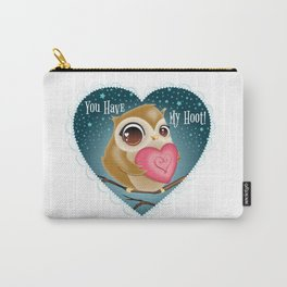 Loving Owl Carry-All Pouch