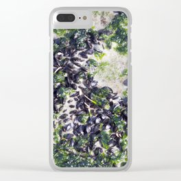 Sea Muscles Clear iPhone Case