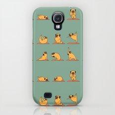 Pug Yoga Slim Case Galaxy S4
