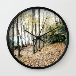 Imagine the Possibilities  Wall Clock