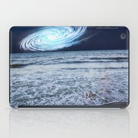 rileigh smirl iPad Cases featuring Galaxy Sky by Rileigh Smirl