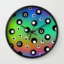 Rainbow 15 Wall Clock