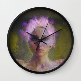 prima ballerina Wall Clock