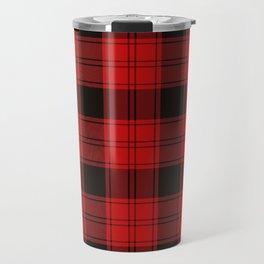 Clan Ewing Tartan Travel Mug