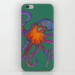 Two Octopodes iPhone Skin