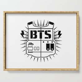 BTS-Army Serving Tray