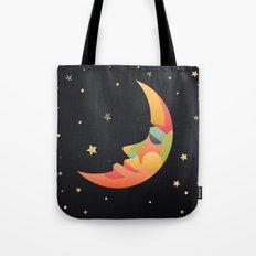 Imaginative Moon Tote Bag