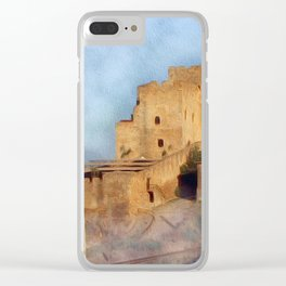 The Fort Clear iPhone Case