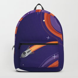 cosmic glance Backpack