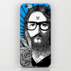 Jesus Bane #02 iPhone & iPod Skin