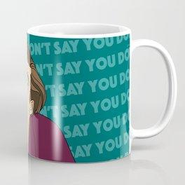 Nic Cage (Vampire's Kiss) Coffee Mug
