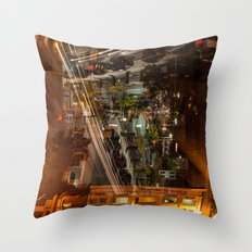No Where and 25th Throw Pillow
