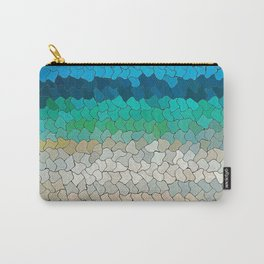 SEA MOSAIC Carry-All Pouch
