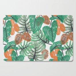 Jungle Print Cutting Board