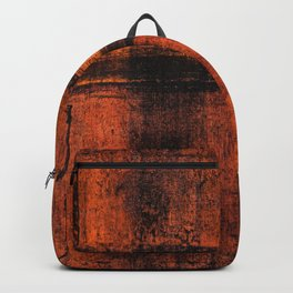 Pathway (Rust Abstract) Backpack