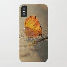 Fall Slim Case iPhone X