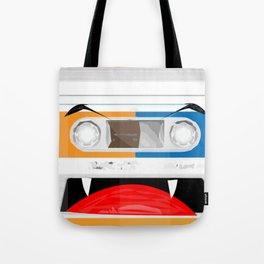 The cassette tape Vampire Tote Bag