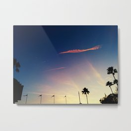 Seven thirty five over Orlando Metal Print